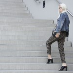 Windsor, Snake Pants, Schlange, Look, Outfit, Style