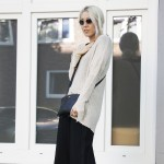 Knit. Knitwear, nude, Zara, Culottes, H&M, Acne, Rika, Look, Outfit, Style, Blog, stryleTZ
