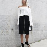 Otto, S.Oliver, Rock, off-shoulder, & Other Stories, minimal, chic, clean, ootd, Outfit, Stella McCartney, lotd, Look, Streetstyle, Fashion, Blog, stryleTZ