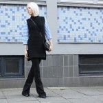 Pullunder, Flared, Streifen, Edited, Cos, Stella McCartney, vegan fashion, look, lotd, ootd, minimal, outfit, clean, Autumn, Fall, Fashion, Blog, stryletz