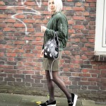 grün, fair, green, People Tree, Stella McCartney, Bomberjacke, Paltformloafer, Falabella, Sparkle & Fade, Urban Outfitters, Look, lotd, Outfit, ootd, Streetstyle, fair fashion, Herbst, Fashion, Blog, stryleTZ