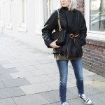H&M Studio Jacke, Sonderkollektion, Closed, Chucks, Edited, Moschino, Shopping-Look, ootd, lotd, Look, Outfit, Streetstyle, casual, Herbst, Fashion, Blog, stryleTZ