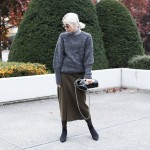 Khaki, Isabel Marant, Wrapskirt, Wickelrock, Weekday, People Tree, Look, Style, Streetstyle, Fashion, Look, lotd, ootd, Outfit, VIU, Fall, Fashion, Blog, stryleTZ