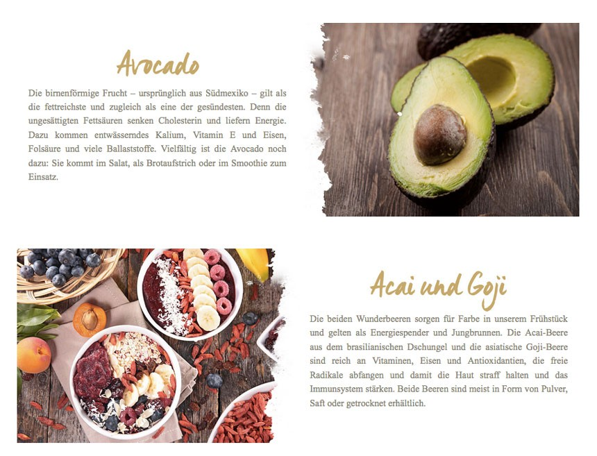 Foodilicious, Food Guide, Genuss Guide, Westwing, Rezepte, Superfoods, Kochen, Lifestyle, Blog, stryleTZ