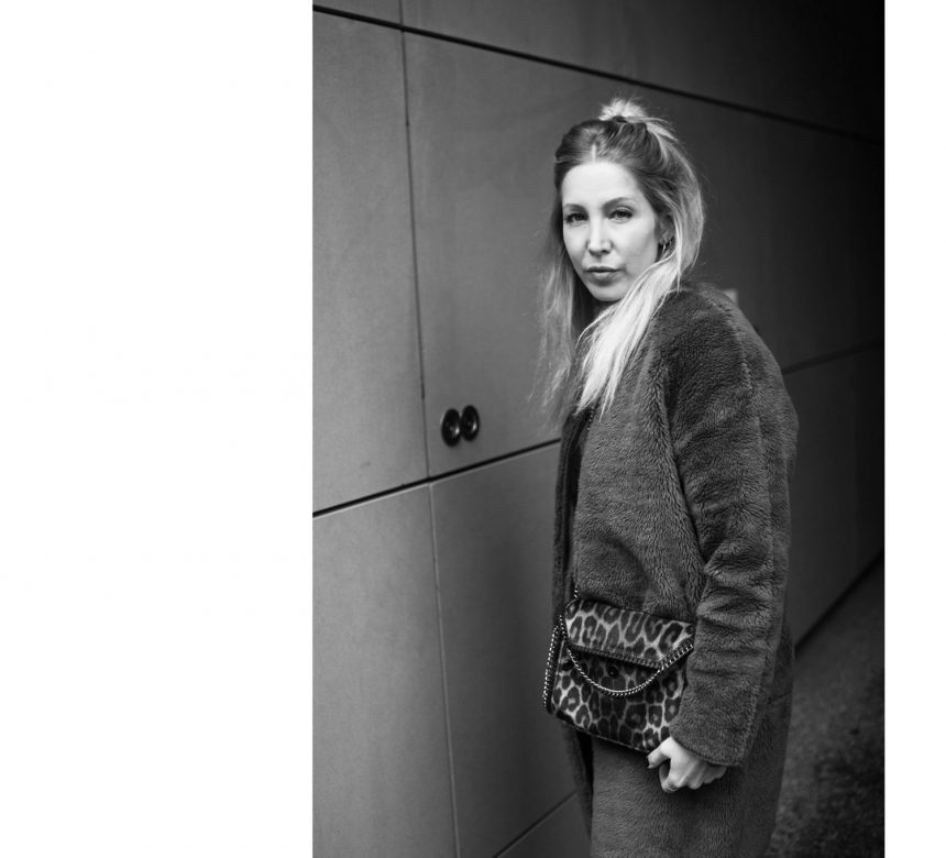 Brown is the new black, Topshop, Coat, Teddy, Replay, Fake Leather, Stella McCartney, Leo, ootd, lotd, Look, Outfit, Streetstyle, Winter, Inspiration, Fashion, Blog, stryleTZ