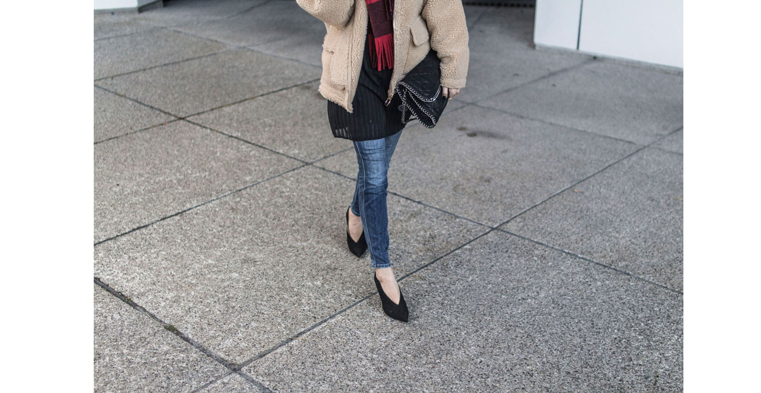 Last look before Christmas, WRSTBHVR, Lies in Layers, Celine, Stella McCartney, Closed, ootd, eco, ethical, fair, Streetstyle, Inspiration, Fashion, Blog, stryleTZ